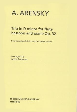 TRIO in D minor Op.32