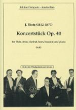 KONZERTSTUCK Op.40