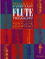 A VERY EASY FLUTE TREASURY