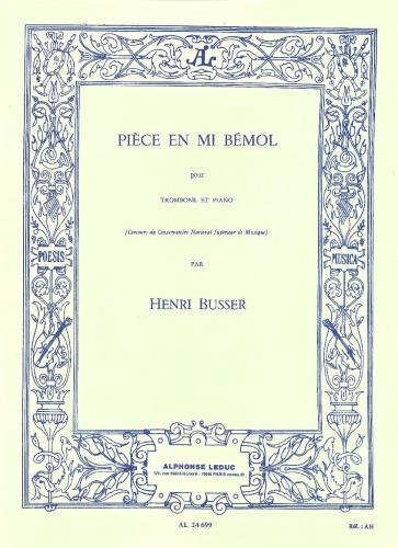 PIECE in Eb Op.33