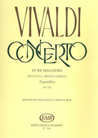 CONCERTO in D major Op.10 No.3 'Il Gardellino'