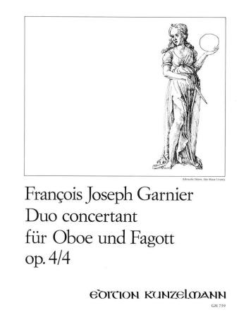 DUO CONCERTANTE Op.4/4