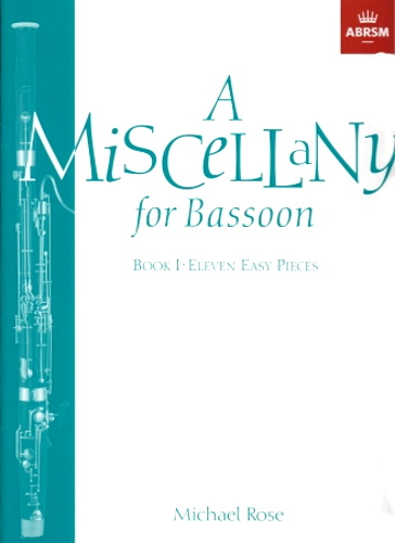 A MISCELLANY FOR BASSOON Book 1