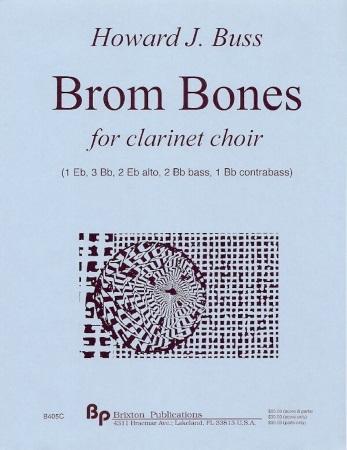 BROM BONES (score & parts)