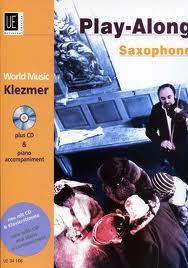 WORLD MUSIC: Klezmer + CD