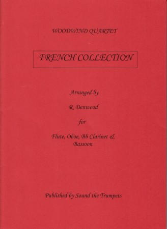 FRENCH COLLECTION (score & parts)