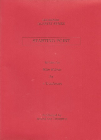 STARTING POINT (score & parts)