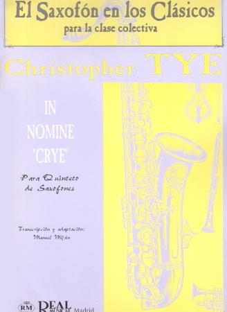IN NOMINE 'CRYE'