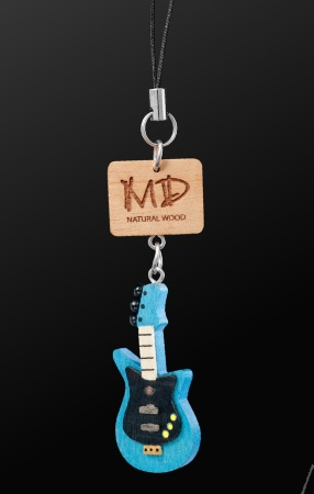 WOODEN STRAP Electric Guitar