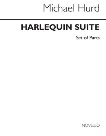 HARLEQUIN SUITE set of parts