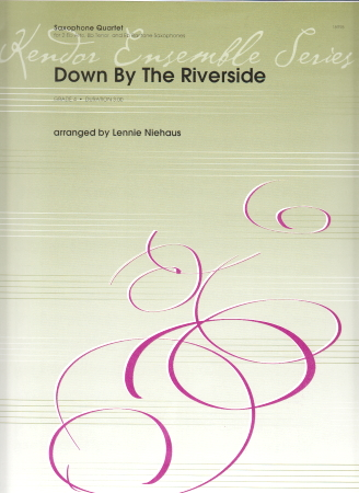 DOWN BY THE RIVERSIDE (score & parts)