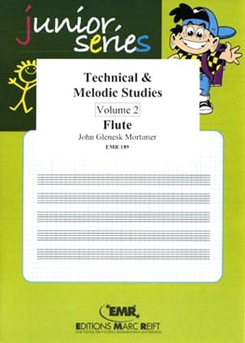 TECHNICAL & MELODIC STUDIES Volume 2