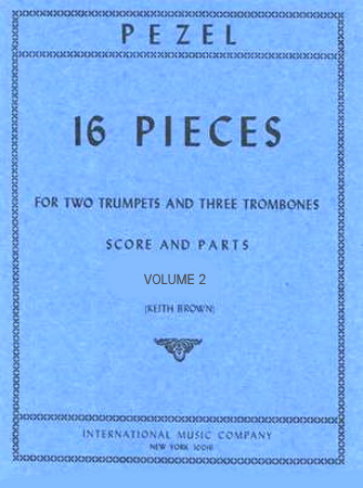 16 PIECES Volume 2