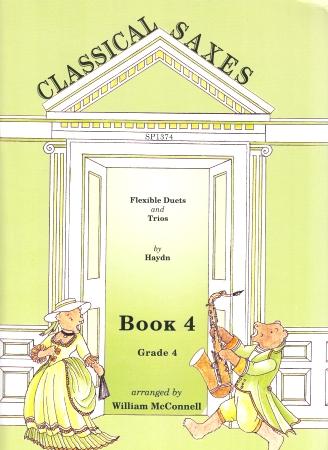 CLASSICAL SAXES Book 4