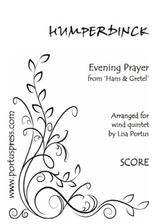 EVENING PRAYER (score & parts)
