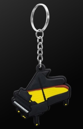 INSTRUMENT KEYRING Grand Piano