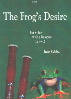 THE FROG'S DESIRE
