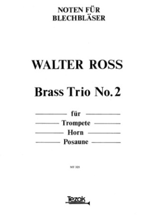 BRASS TRIO No.2