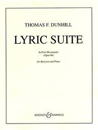 LYRIC SUITE Op.96