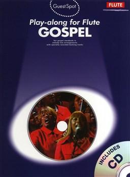 GUEST SPOT Gospel Playalong + CD