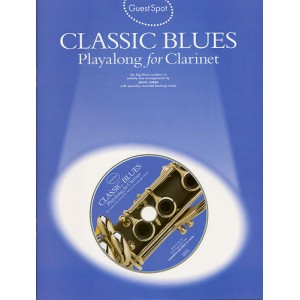 GUEST SPOT: Classic Blues Playalong + CD