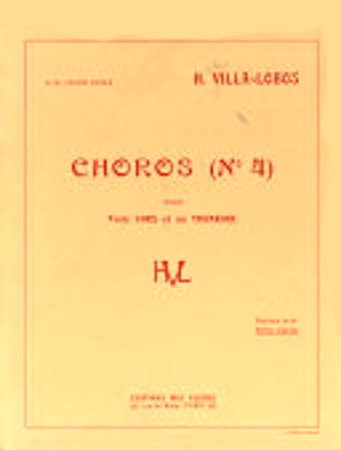 CHOROS No.4 set of parts