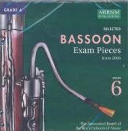 BASSOON Grade 6 CD 2006+