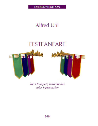 FESTFANFARE (score & parts)