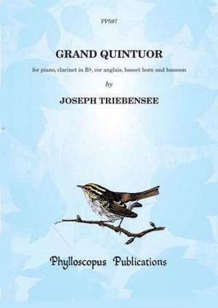 GRAND QUINTUOR (score & parts)