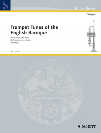 TRUMPET TUNES OF THE ENGLISH BAROQUE