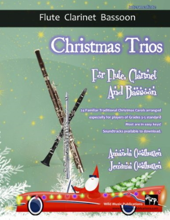 CHRISTMAS TRIOS for Flute, Clarinet & Bassoon