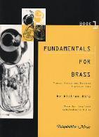 FUNDAMENTALS FOR BRASS Book 1