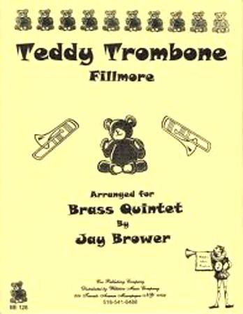 TEDDY TROMBONE (score & parts)