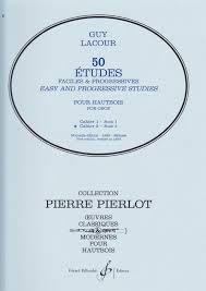 50 ETUDES FACILES ET PROGRESSIVES Volume 1