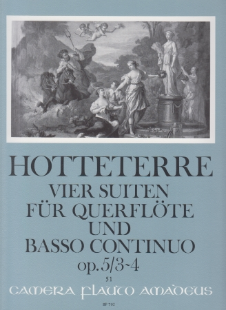 FOUR SUITES Op.5/1-4 Volume 2