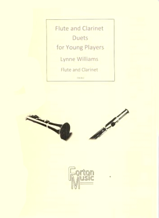 FLUTE AND CLARINET DUETS FOR YOUNG PLAYERS Book 1
