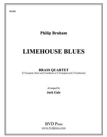 LIMEHOUSE BLUES score & parts