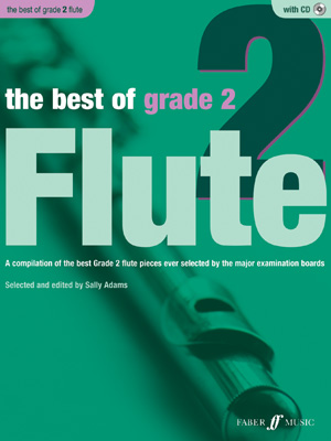 THE BEST OF GRADE 2 FLUTE + CD