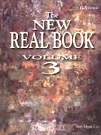 THE NEW REAL BOOK Volume 3 Eb edition