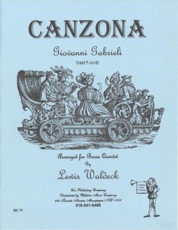 CANZONA IN Bb major