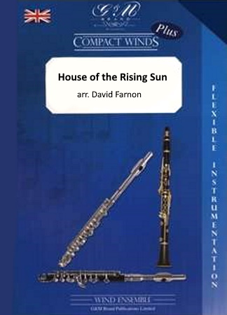 HOUSE OF THE RISING SUN (score & parts)