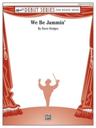 WE BE JAMMIN (score & parts)