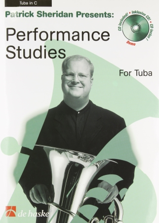 PERFORMANCE STUDIES + CD (treble/bass clef)