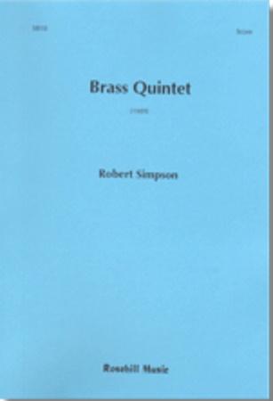BRASS QUINTET (set of parts)