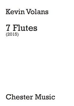 SEVEN FLUTES (score & parts)