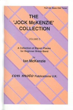 THE JOCK McKENZIE COLLECTION Volume 3 BRASS BAND Part 3d