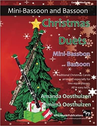 CHRISTMAS DUETS for Mini-Bassoon & Bassoon