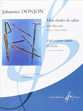 HUIT ETUDES DE SALON