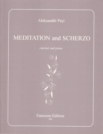 MEDITATION AND SCHERZO