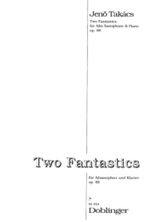 TWO FANTASTICS Op.88